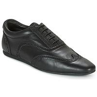 鞋子 男士 德比 Schmoove JAMAICA 黑色