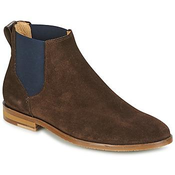 鞋子 男士 短筒靴 Schmoove APOLLON CHELSEA 棕色