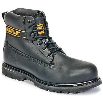 鞋子 男士 短筒靴 Caterpillar HOLTON ST SB 黑色