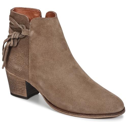 鞋子 女士 短靴 Betty London HEIDI 灰褐色