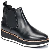 鞋子 女士 短筒靴 Betty London HIRO 黑色