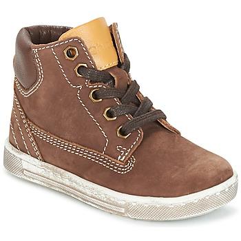 鞋子 男孩 高帮鞋 Chicco CLOVER 棕色