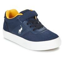 鞋子 儿童 球鞋基本款 Ralph Lauren HANFORD HM EZ 海蓝色