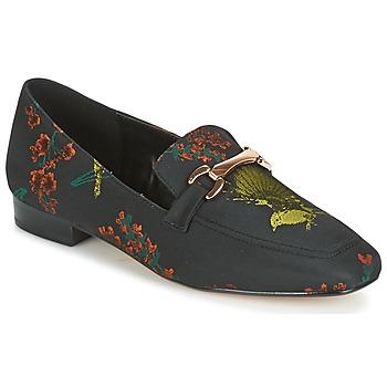 鞋子 女士 皮便鞋 Dune LOLLA 黑色