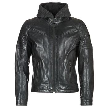 衣服 男士 皮夹克/ 人造皮革夹克 Redskins MORISSON 黑色