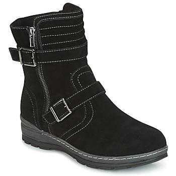 鞋子 女士 短筒靴 Wildflower MYRNA 黑色