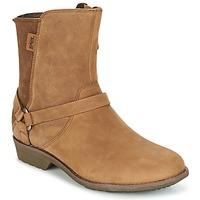 鞋子 女士 短筒靴 Teva DE LA VINA DOS 棕色