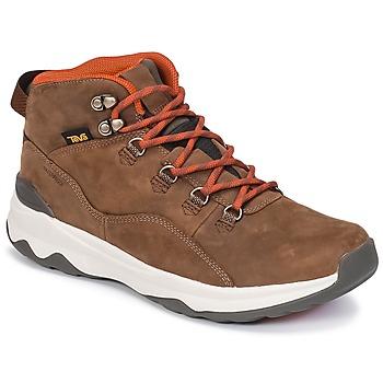 鞋子 男士 高帮鞋 Teva ARROWOOD UTILITY MID 棕色