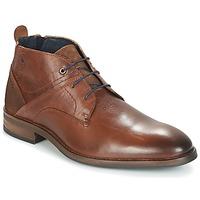 鞋子 男士 短筒靴 Casual Attitude HOKIS 棕色
