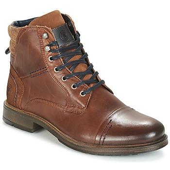 鞋子 男士 短筒靴 Casual Attitude HOKES 棕色