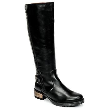 鞋子 女士 都市靴 Casual Attitude HAPO 黑色
