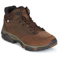 鞋子 男士 短筒靴 Merrell 迈乐 MOAB VENTURE MID WTPF 棕色