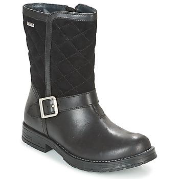鞋子 女孩 都市靴 Start Rite AQUA JESSIE 黑色