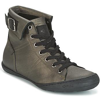 鞋子 女士 高帮鞋 P-L-D-M by Palladium GLADYS DST 灰色 / 金色