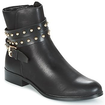 鞋子 女士 短筒靴 Buffalo NIPATE 黑色