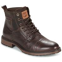 鞋子 男士 短筒靴 Dockers by Gerli LOBRE 棕色