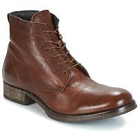 鞋子 男士 短筒靴 Moma CUSNA COPPER 棕色