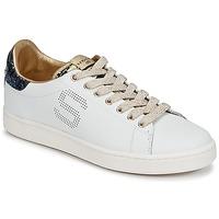 鞋子 女士 球鞋基本款 Serafini J.CONNORS 白色 / 蓝色 / 金色