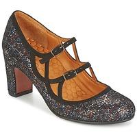 鞋子 女士 高跟鞋 Chie Mihara JAMBA 黑色