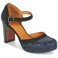 鞋子 女士 高跟鞋 Chie Mihara TISA 蓝色 / 金属光泽