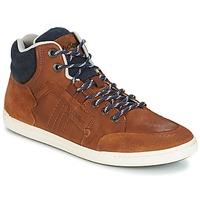 鞋子 男士 高帮鞋 Kickers CRAFFITI 驼色