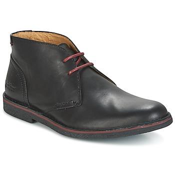 鞋子 男士 短筒靴 Kickers MISTIC 黑色