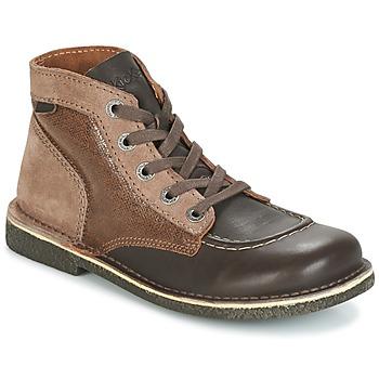 鞋子 女士 短筒靴 Kickers LEGENDIKNEW 棕色 / Fonce