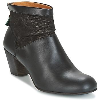 鞋子 女士 短靴 Kickers SEETY 黑色