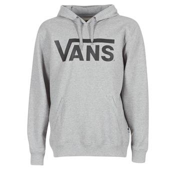 衣服 男士 卫衣 Vans 范斯 VANS CLASSIC PULLOVER HOODIE 灰色