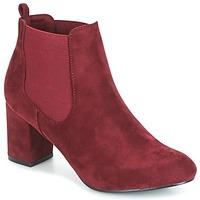 鞋子 女士 短靴 Spot on MANIA 波尔多红