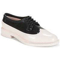 鞋子 女士 德比 Melissa 梅丽莎 CLASSIC BROGUE AD. 玫瑰色 / 黑色
