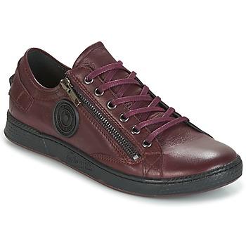 鞋子 女士 球鞋基本款 Pataugas JESTER 波尔多红