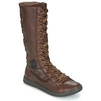 鞋子 女士 都市靴 Pataugas JINA 棕色