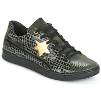 鞋子 女士 球鞋基本款 Pataugas JOIA 绿色 / 灰色