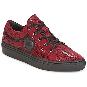 鞋子 女士 球鞋基本款 Pataugas YORK 红色