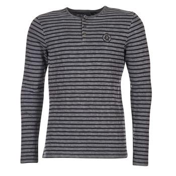 衣服 男士 长袖T恤 Le Temps des Cerises ROGER 灰色
