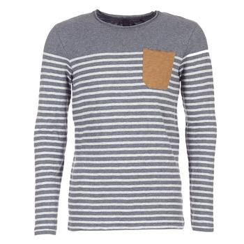 衣服 男士 长袖T恤 Le Temps des Cerises VINCENT 灰色