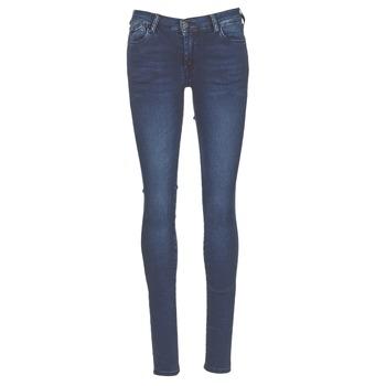 衣服 女士 牛仔铅笔裤 Le Temps des Cerises ULTRAPOWER 蓝色 / EDIUM