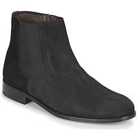 鞋子 男士 短筒靴 So Size HUPA 黑色