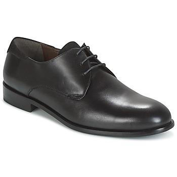 鞋子 男士 德比 So Size HUPO 黑色