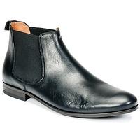 鞋子 男士 短筒靴 Brett & Sons GENOVA 黑色