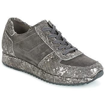 鞋子 女士 球鞋基本款 Perlato TINA 灰色