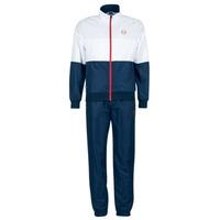 衣服 男士 厚套装 Sergio Tacchini LACKSON TRACKSUIT 海蓝色 / 白色