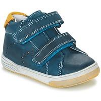 鞋子 男孩 高帮鞋 Babybotte 宝宝波特 ANTILLES 蓝色
