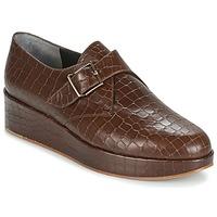 鞋子 女士 德比 Robert Clergerie NONKA-V.COCCO-CHOCOLAT 棕色