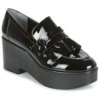 鞋子 女士 皮便鞋 Robert Clergerie XOCK-VERNI-NOIR 黑色