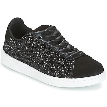 鞋子 女士 球鞋基本款 Yurban HELVINE 黑色