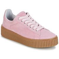 鞋子 女士 球鞋基本款 Yurban HADIL 玫瑰色