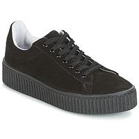 鞋子 女士 球鞋基本款 Yurban HADIL 黑色