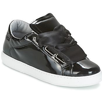 鞋子 女士 球鞋基本款 Yurban HOURIX 黑色